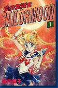 A Sailormoon manga fedőlapja